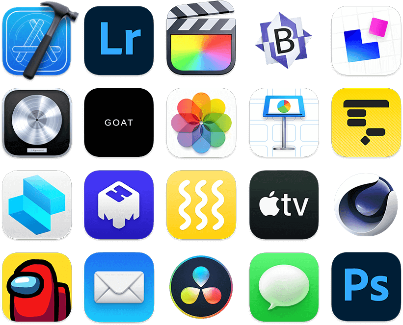 Biggest collection of apps
